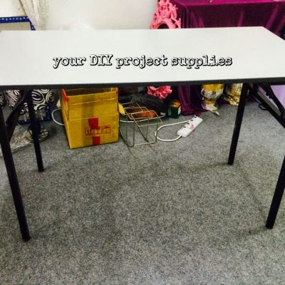 Meja sewa / Table rentals