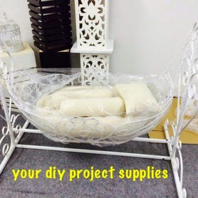 Buai berendoi / baby cradle