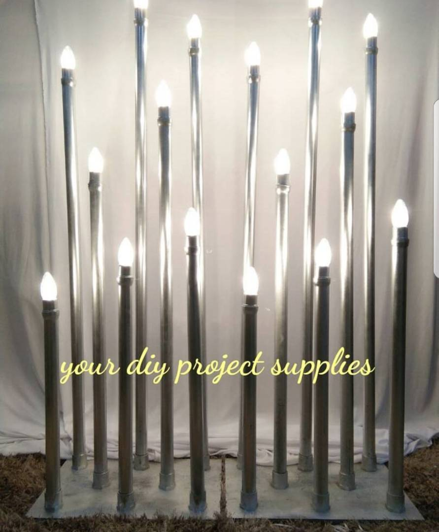 Lampu Lilin Tinggi Sewa